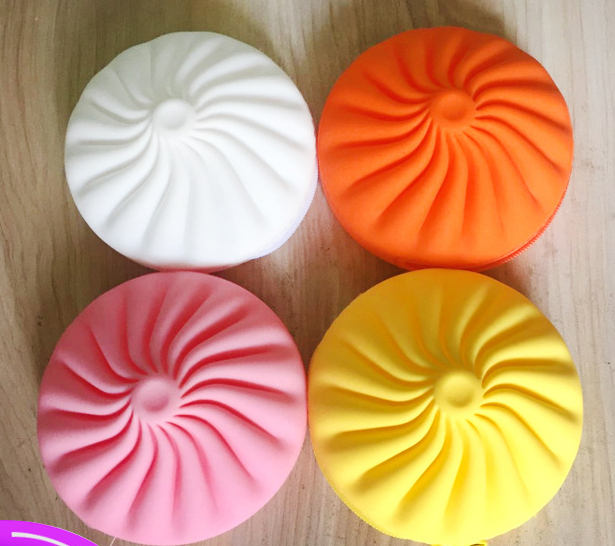Silicone coin coin coin change purse